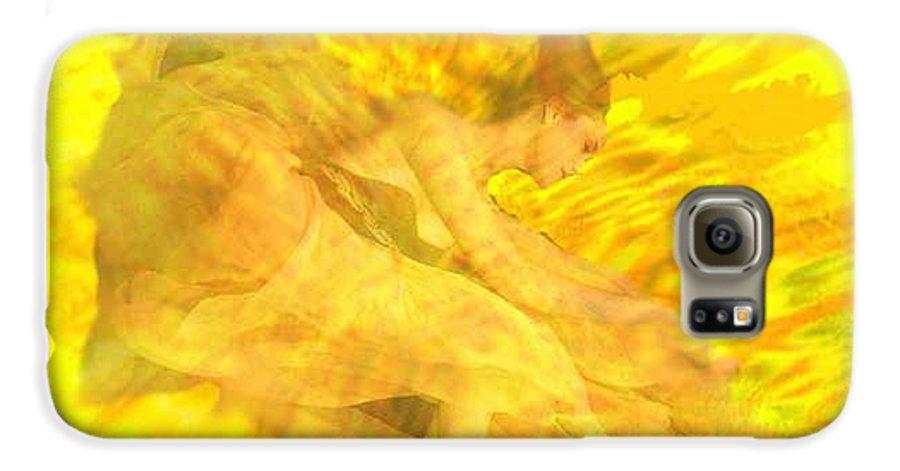 Joy Galaxy S6 Case featuring the digital art Endless Joy by Seth Weaver