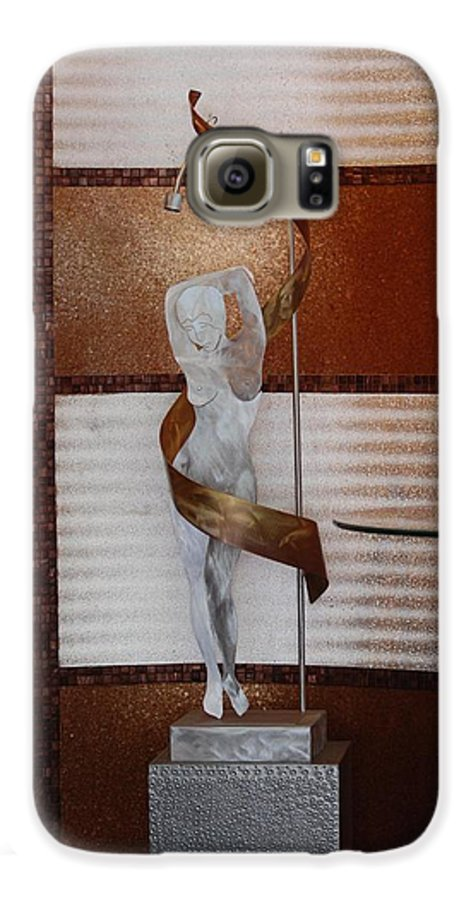 Statue Galaxy S6 Case featuring the photograph Erotic Museum Piece by Rob Hans