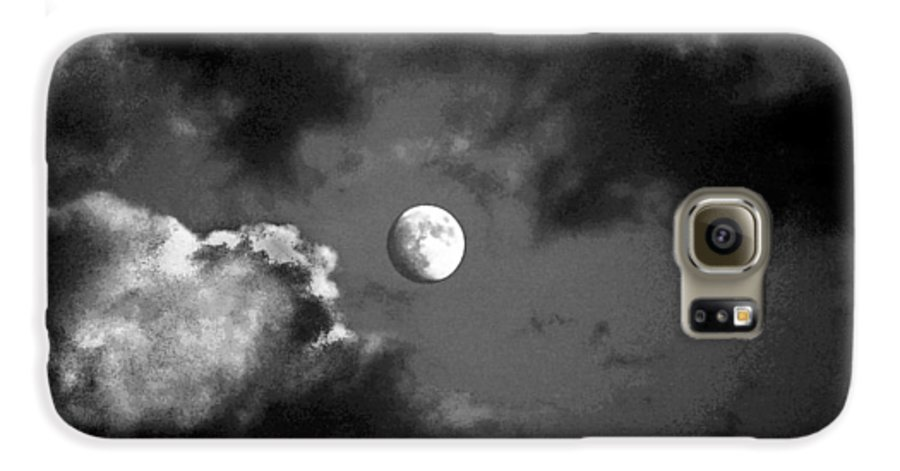 Sky Galaxy S6 Case featuring the photograph Eye In The Sky by Steve Karol