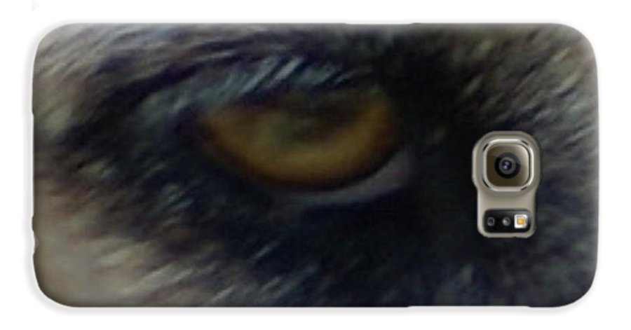 Eyes Galaxy S6 Case featuring the photograph Eye Of The Beholder by Debbie May