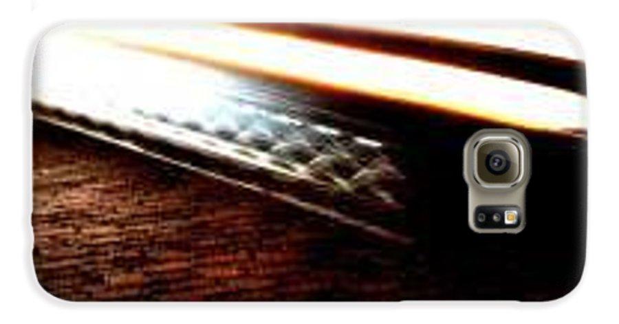 Car Headlights Galaxy S6 Case featuring the photograph Ghost by Eduardo Hugo