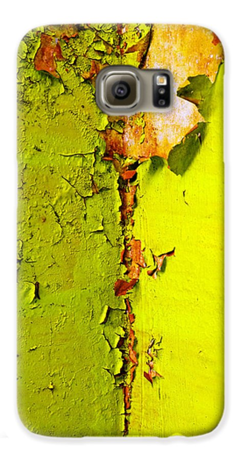 Skip Hunt Galaxy S6 Case featuring the photograph Going Green by Skip Hunt