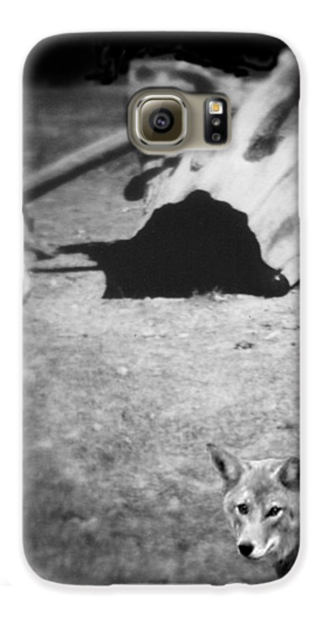 Yosemite Galaxy S6 Case featuring the photograph Homage To Josef Beuys by Ann Tracy