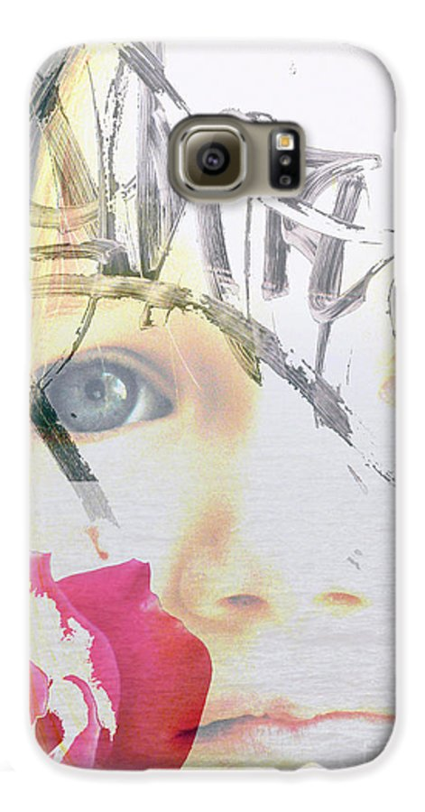 Modern Galaxy S6 Case featuring the photograph Hope For The Future by Amanda Barcon