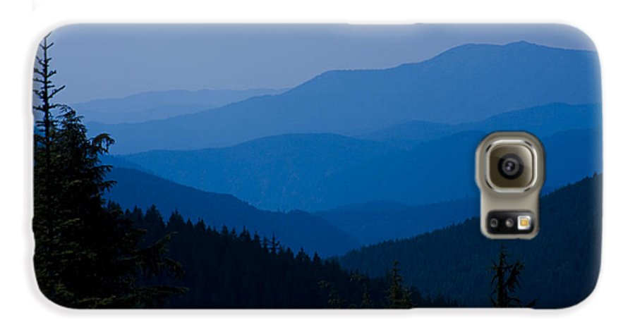 Mountain Galaxy S6 Case featuring the photograph Infinity by Idaho Scenic Images Linda Lantzy