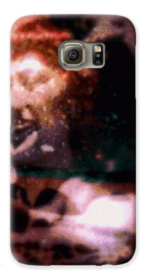 Tropical Interior Design Galaxy S6 Case featuring the photograph Kahua O Malio by Kenneth Grzesik