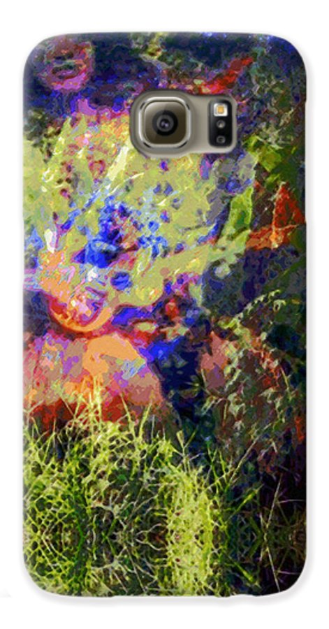 Rainbow Colors Digital Galaxy S6 Case featuring the photograph Kihapai O Ekena by Kenneth Grzesik