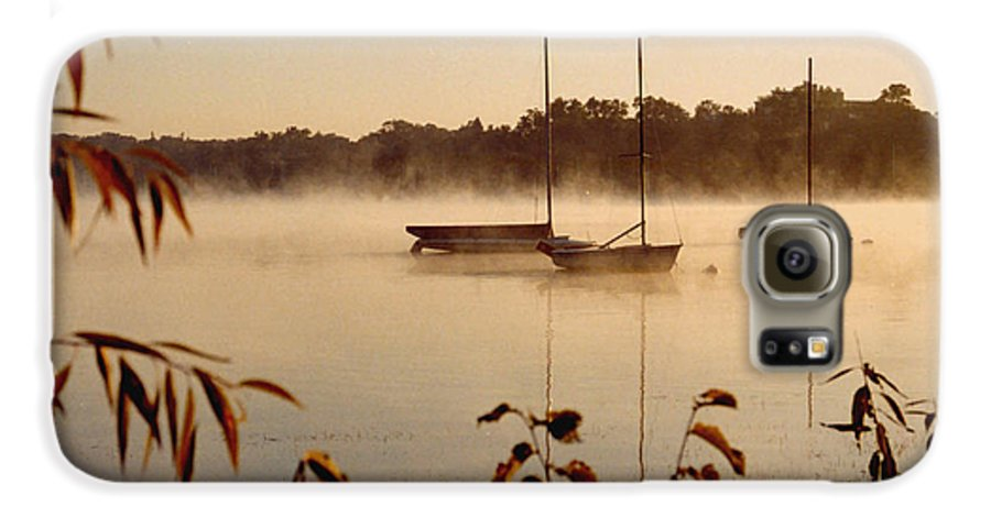 Landscape Galaxy S6 Case featuring the photograph Lake Calhoun by Kathy Schumann