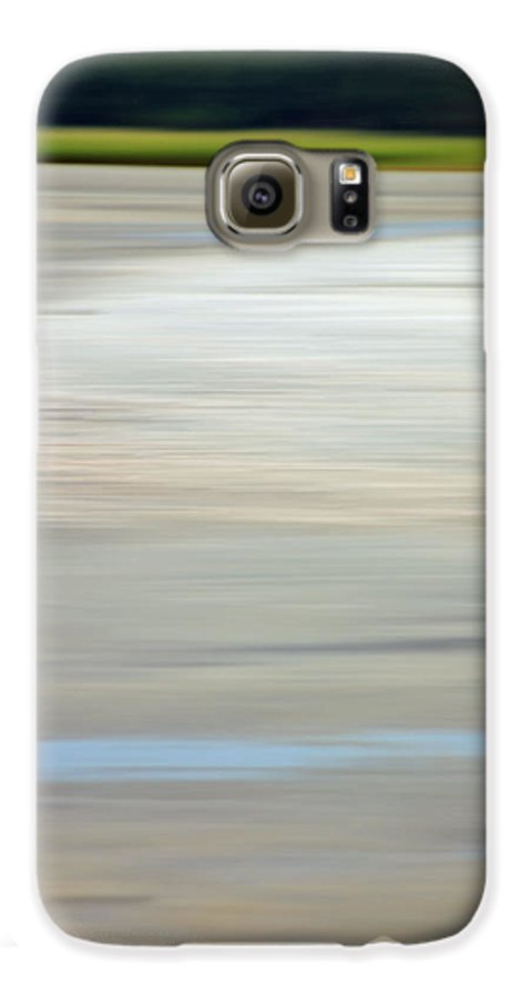 Coastal Galaxy S6 Case featuring the photograph Low Country Coastal Blur by Suzanne Gaff