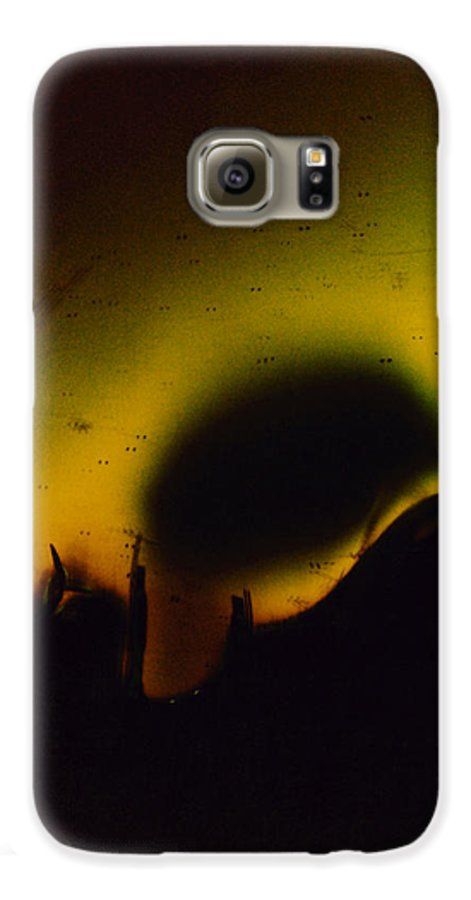 Abstract Galaxy S6 Case featuring the photograph Ormand by David Rivas