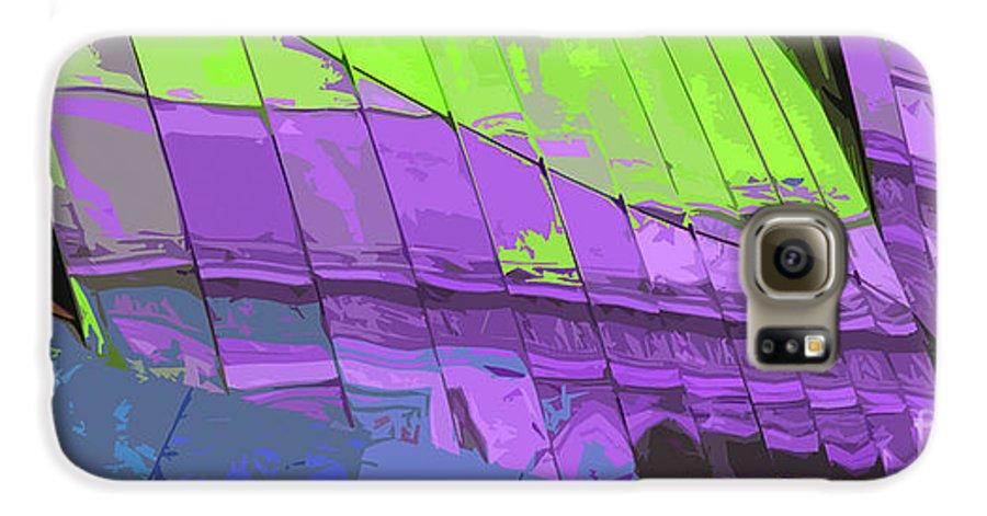 Paris Galaxy S6 Case featuring the photograph Paris Arc De Triomphe by Yuriy Shevchuk