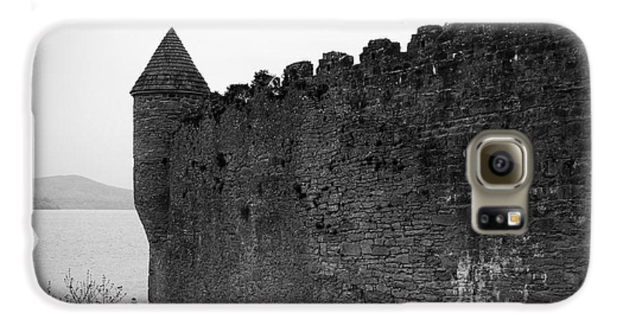 Ireland Galaxy S6 Case featuring the photograph Parkes Castle County Leitrim Ireland by Teresa Mucha