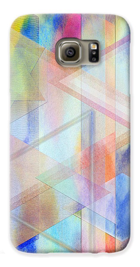 Pastoral Moment Galaxy S6 Case featuring the digital art Pastoral Moment by John Beck