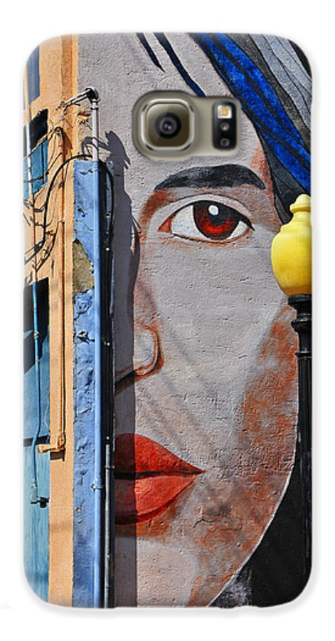 Skip Hunt Galaxy S6 Case featuring the photograph Redeye by Skip Hunt