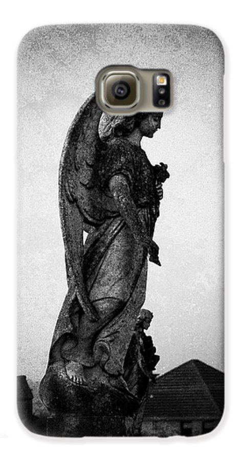 Roscommon Galaxy S6 Case featuring the photograph Roscommonn Angel No 4 by Teresa Mucha