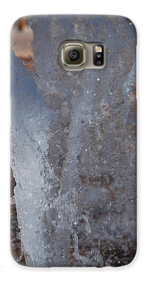 Water Galaxy S6 Case featuring the photograph Splash by Rob Hans