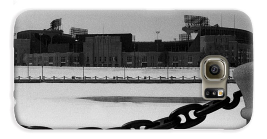 Cleveland Galaxy S6 Case featuring the photograph Still Standing by Kenneth Krolikowski