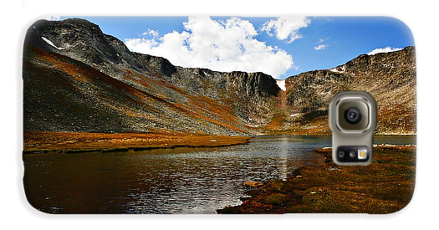 Travel Galaxy S6 Case featuring the photograph Summit Lake Colorado by Marilyn Hunt
