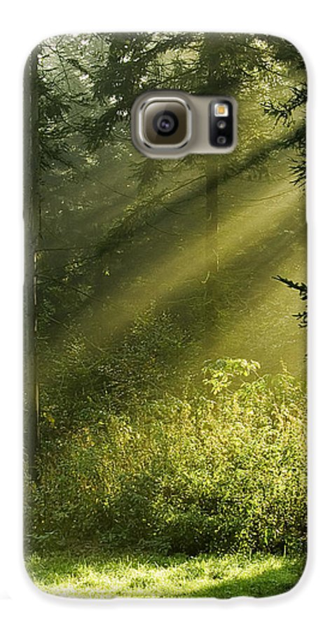 Nature Galaxy S6 Case featuring the photograph Sunlight by Daniel Csoka