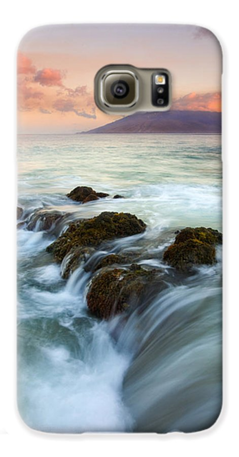 Sunrise Galaxy S6 Case featuring the photograph Sunrise Drain by Mike Dawson