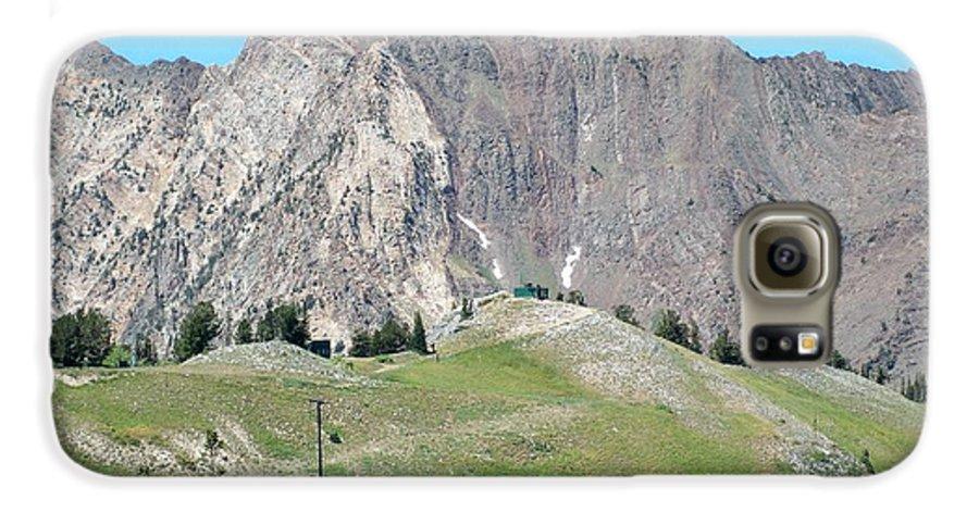 Landscape Galaxy S6 Case featuring the photograph Superior by Michael Cuozzo