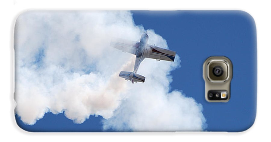 Aircraft Galaxy S6 Case featuring the photograph The Stall by Larry Keahey