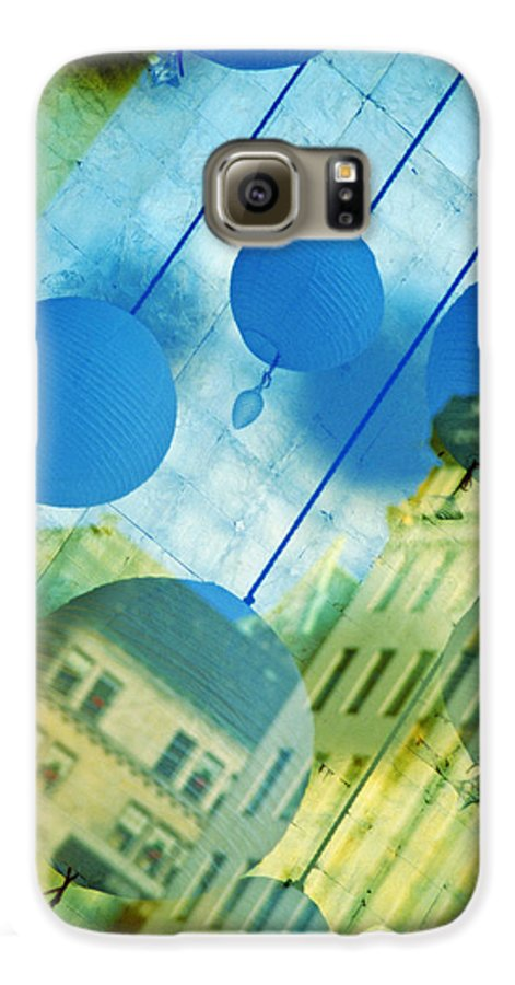 New York Galaxy S6 Case featuring the photograph Tiffanys by Skip Hunt