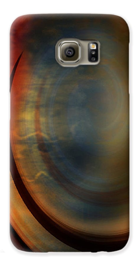 Tuscan 2 Galaxy S6 Case featuring the painting Tuscan 2 by Jill English