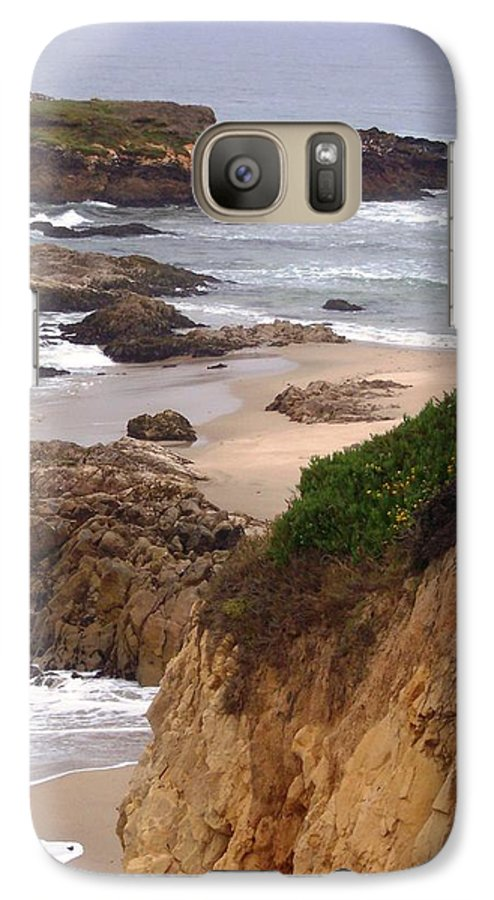 Coast Galaxy S7 Case featuring the photograph Coastal Scene 8 by Pharris Art