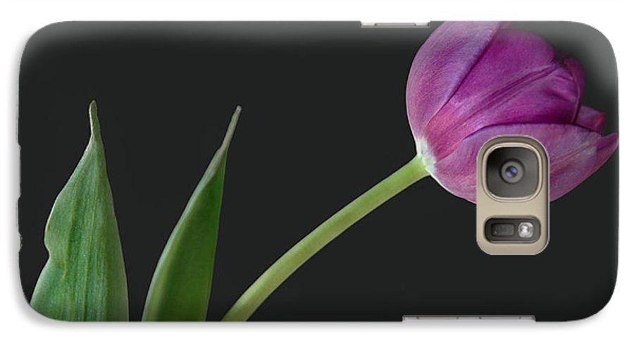 Flower Galaxy S7 Case featuring the photograph Looking Ahead by Dan Holm