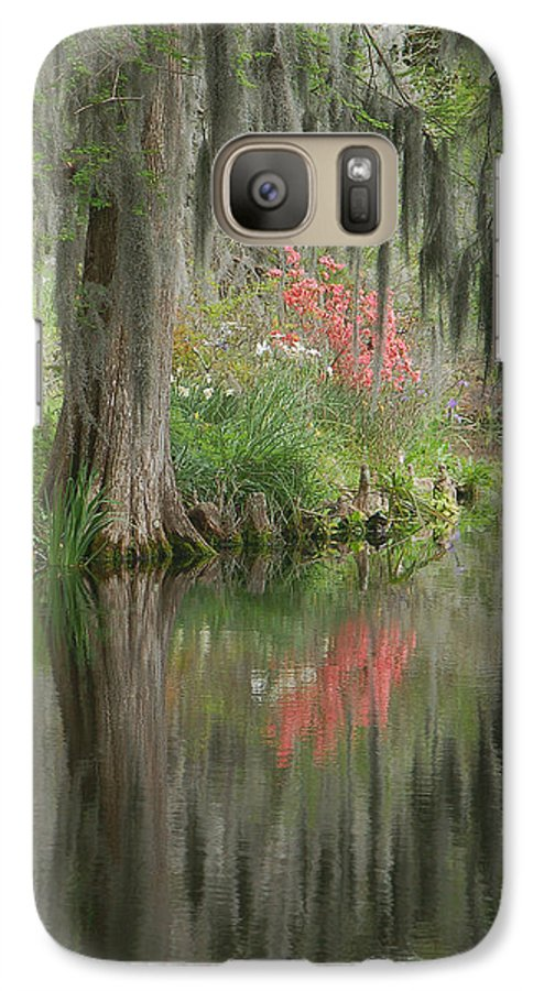 Lowcountry Galaxy S7 Case featuring the photograph Lowcountry Series I by Suzanne Gaff