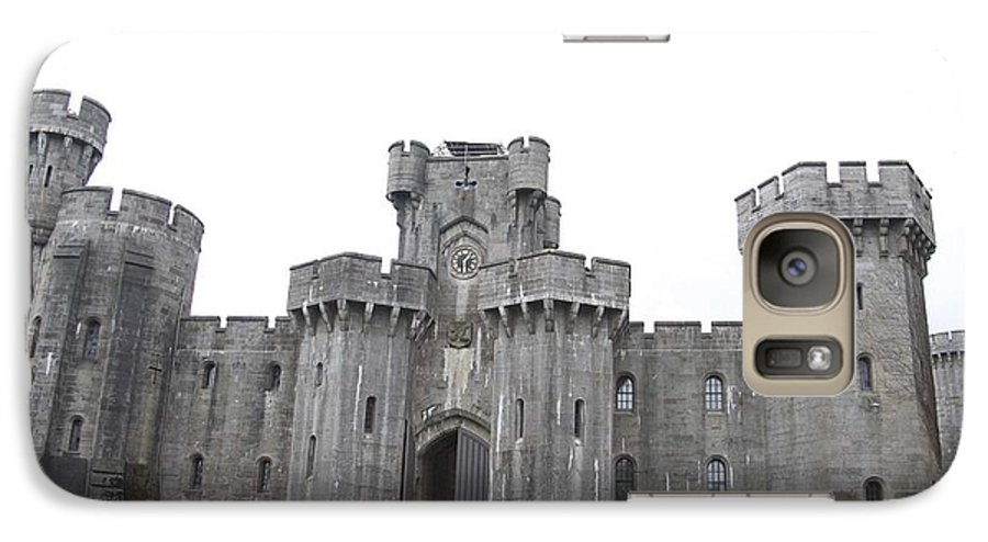 Castles Galaxy S7 Case featuring the photograph Penrhyn Castle by Christopher Rowlands