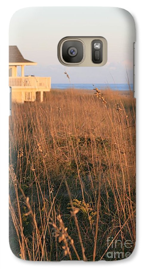 Relaxation Galaxy S7 Case featuring the photograph Relaxation by Nadine Rippelmeyer