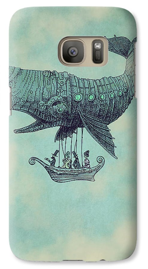 Tea At Two Thousand Feet Galaxy S7 Case