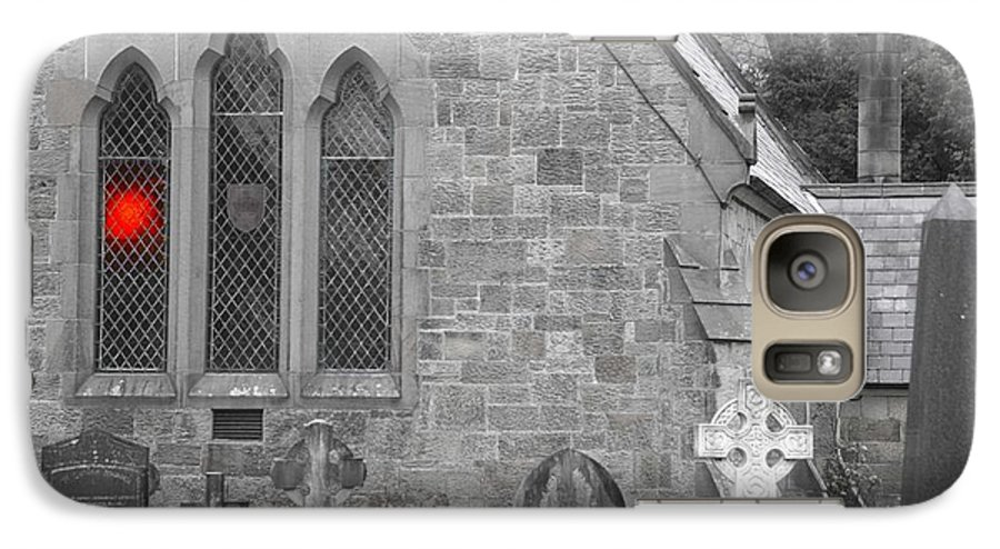 Church Galaxy S7 Case featuring the photograph The Church 2 by Christopher Rowlands