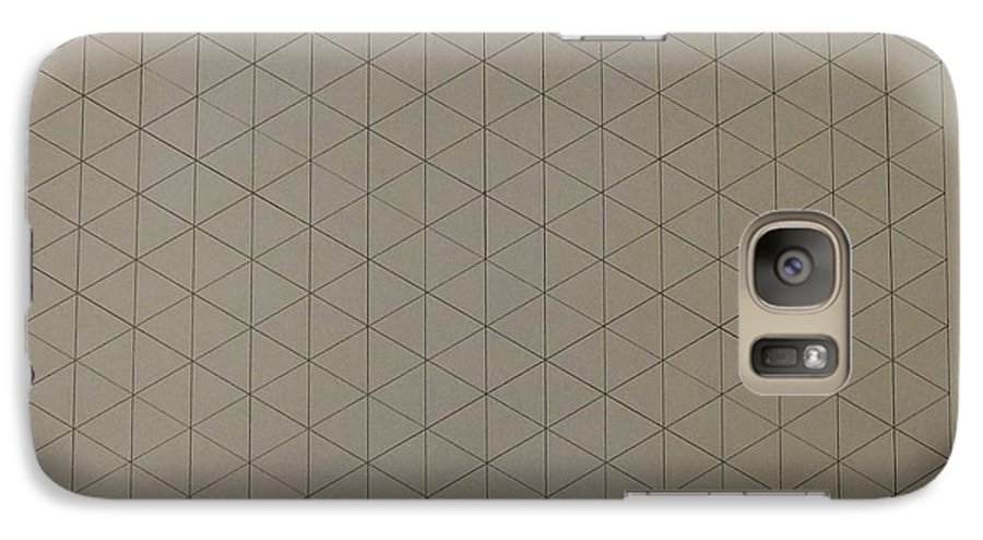 Math Galaxy S7 Case featuring the drawing Two To The Power Of Nine Or Eight Cubed by Jason Padgett