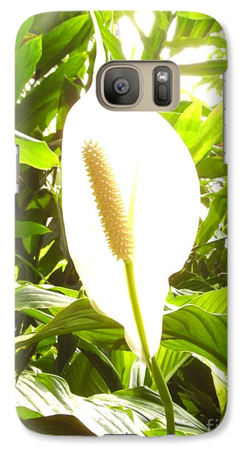 Tropical Galaxy S7 Case featuring the photograph Untitled by Heather Morris