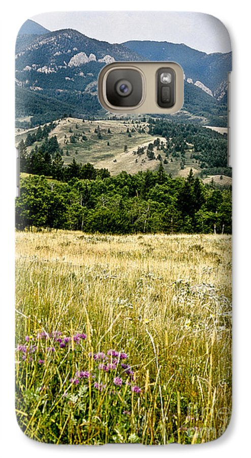 Wilderness Galaxy S7 Case featuring the photograph Washake Wilderness by Kathy McClure