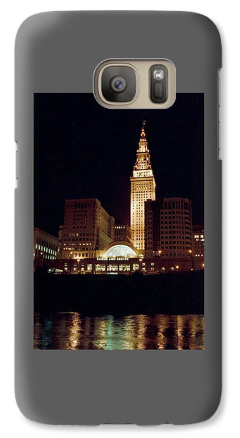 Cleveland Galaxy S7 Case featuring the photograph 070506-73 by Mike Davis