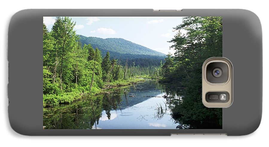 Mountain Galaxy S7 Case featuring the photograph 070506-84 by Mike Davis