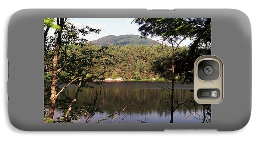 Mountain Galaxy S7 Case featuring the photograph 080706-84 by Mike Davis