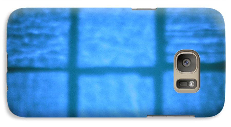 Abstract Galaxy S7 Case featuring the photograph Abstract by Tony Cordoza