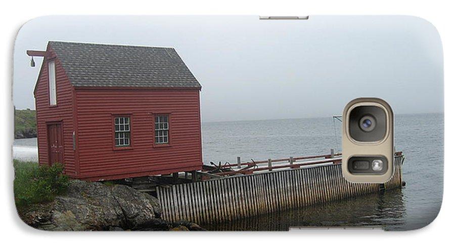 Photograph Bonavista Island Atlantic Ocean Newfoundland Galaxy S7 Case featuring the photograph Bonavista by Seon-Jeong Kim