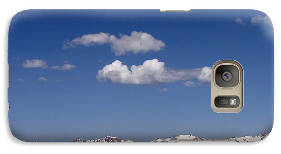 Mountains Galaxy S7 Case featuring the photograph Colorado by Amanda Barcon