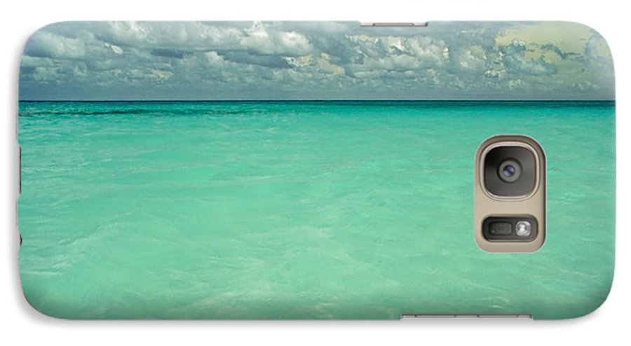 Belize Galaxy S7 Case featuring the photograph Heaven by Skip Hunt