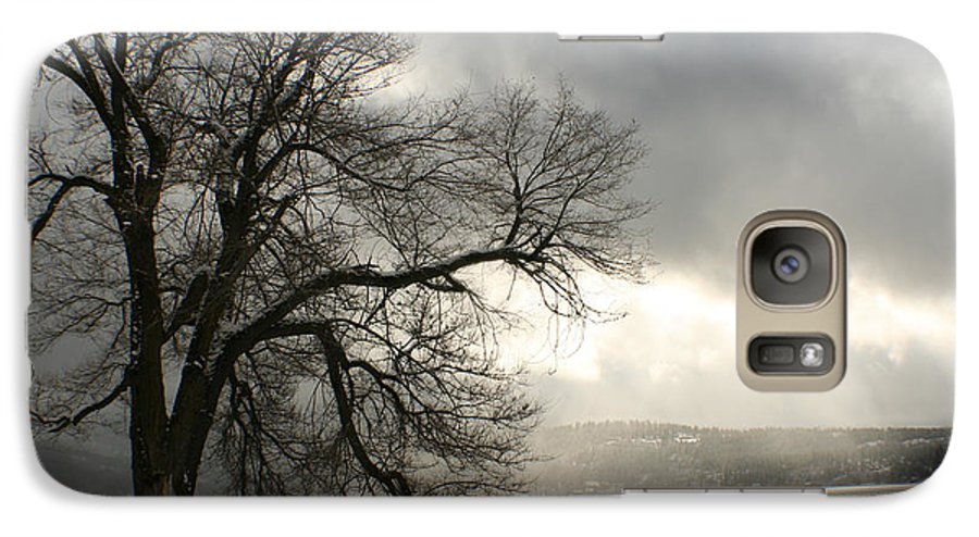Lake Galaxy S7 Case featuring the photograph Luminescence by Idaho Scenic Images Linda Lantzy
