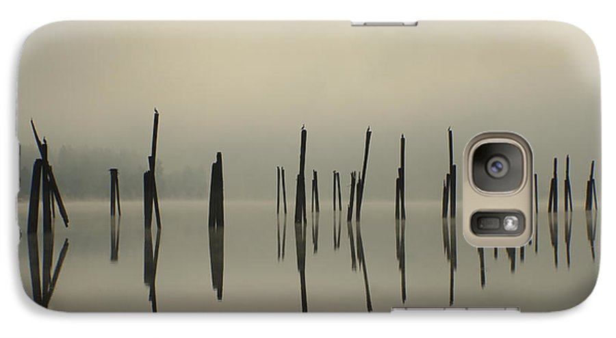 Tranquility Galaxy S7 Case featuring the photograph Pend Oreille Reflections by Idaho Scenic Images Linda Lantzy