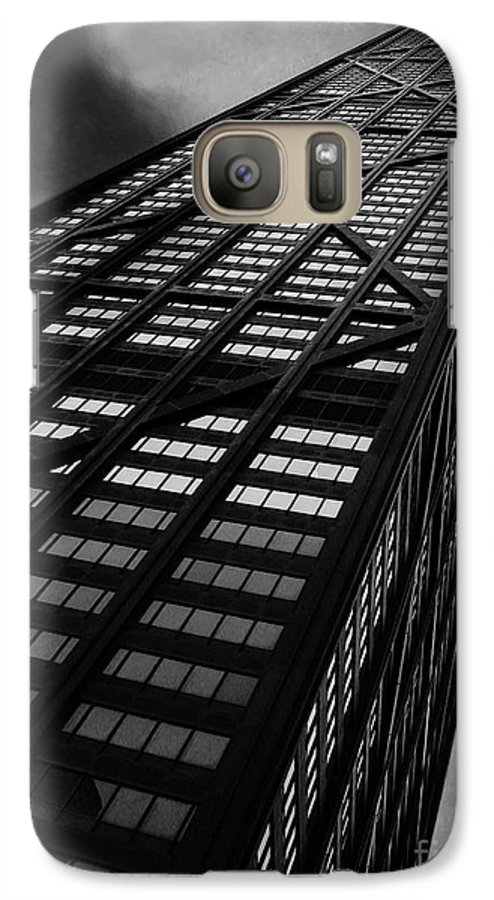City Galaxy S7 Case featuring the photograph Limitless by Dana DiPasquale