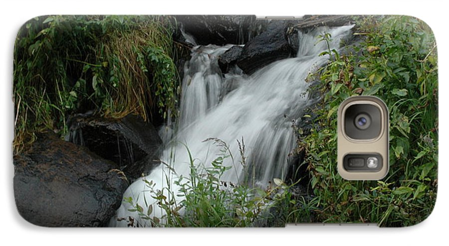 Nature Galaxy S7 Case featuring the photograph Untitled by Kathy Schumann