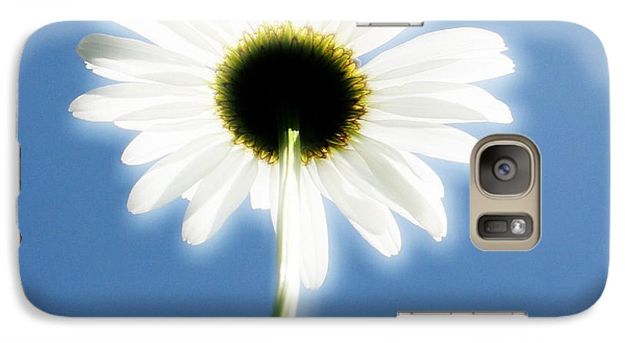 Daisy Galaxy S7 Case featuring the photograph Achievement by Idaho Scenic Images Linda Lantzy